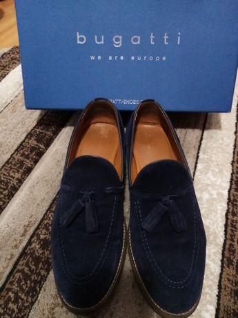 Vând pantofi bărbătești bugatti