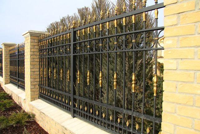 Заборы и решетки