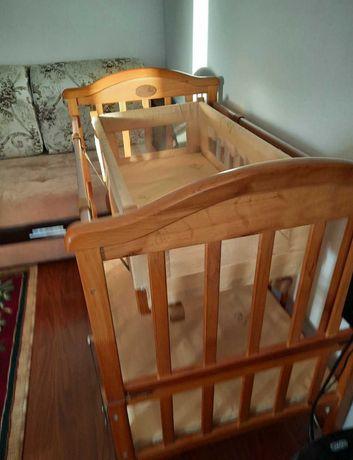 Детская кровать для новорожденного