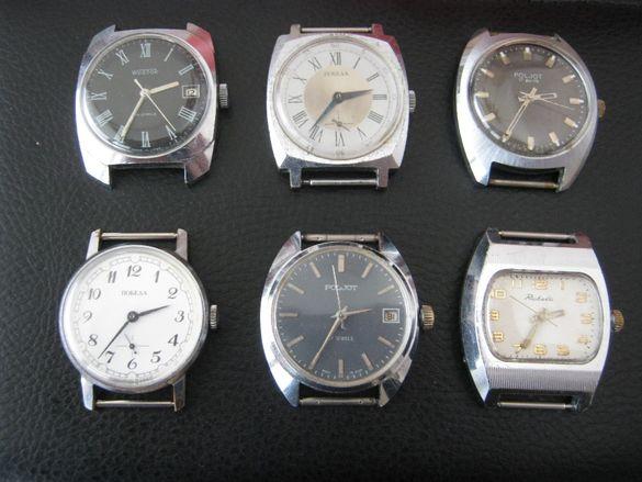 Руски механични часовници