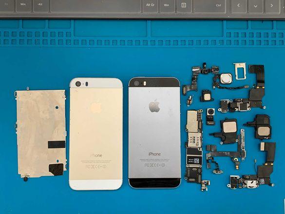iPhone 5s на части; iPhone 6s на части