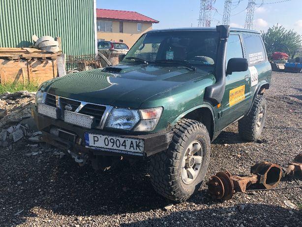 Dezmembrez Nissan Patrol Y61