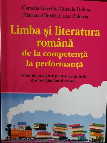 Gavrila, Doboș, Limba si literatura romana de la competenta, ca noua