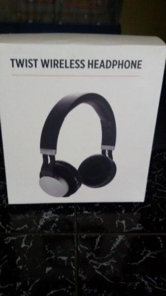 Продавам безжични слушалки -нови