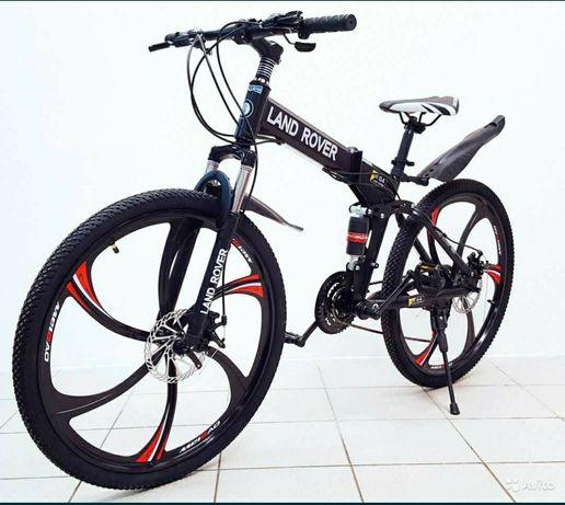 Велосипед, спортивный велосипед LAND ROVER, велик