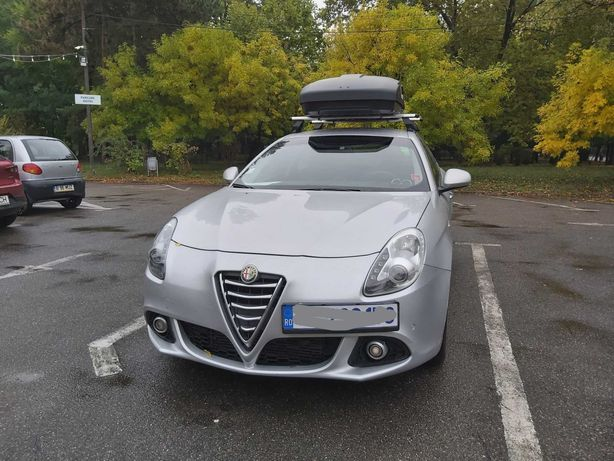 De vânzare:  2015 Alfa Romeo Giulietta 2.0
