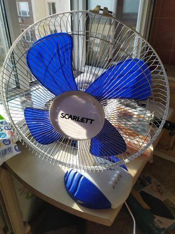 Вентилятор Скарлет хороший 5000