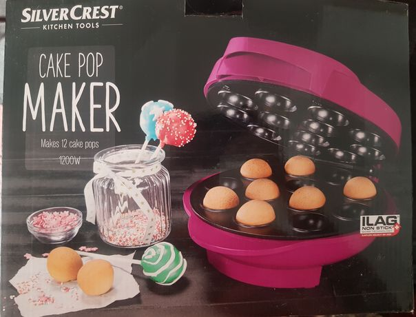 Aparat electric de facut gogosele(Cake Pop)