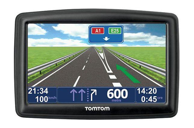 TomTom ecran de 5' pt. camion, autoturism, etc. Reactualiez GPS-uri