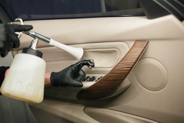Химчистка , Полировка ,подготовка авто к продаже