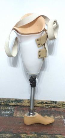 Proteza Picior Ottobock, Proteza picior stang