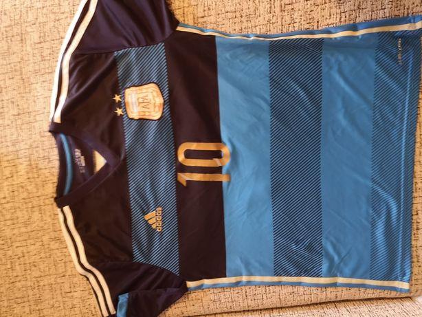 Tricou fotbal Messi Argentina Adidas