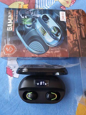 Casti bluetooth TWS earbuds KD-C1 noi