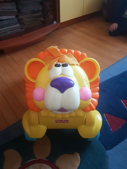 Fisher price лъвче