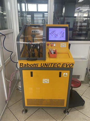 Banc testare injectoare common-rail
