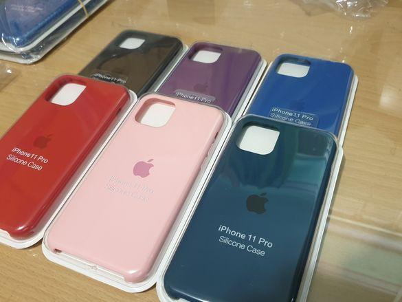 Луксозен Силиконов Кейс за Apple iPhone 11 / 11 Pro / Pro Max / X XS