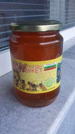 100% натурален пчелен мед