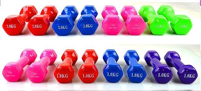 Новый гантели для фитнеса 3+3 кг Best Sport спорт товары в Нур-Султан