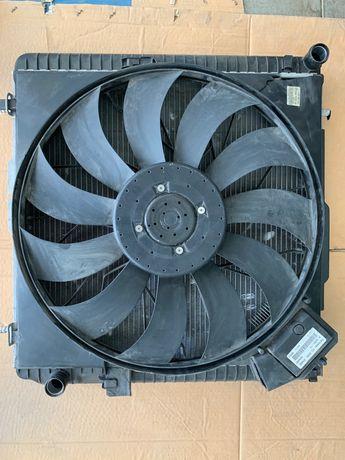 Mercedes g Перка+радиатор за водно охлаждане мерцедес г класа w463