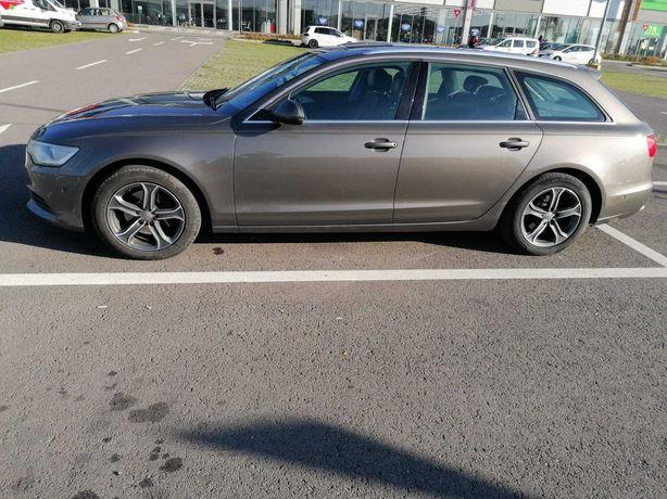 Audi A6 2.0TDI 177CP Multitronic 2013 EURO5