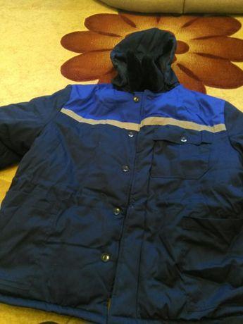 Продам куртку теплая мужская ( куфайка )
