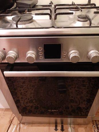 Газовая плита комбинированный Bosch