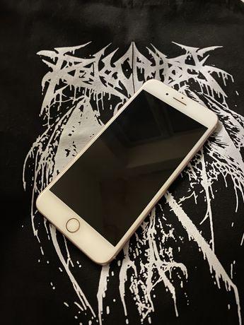 Iphone 7 Plus Rose Gold 128GB + Чехол