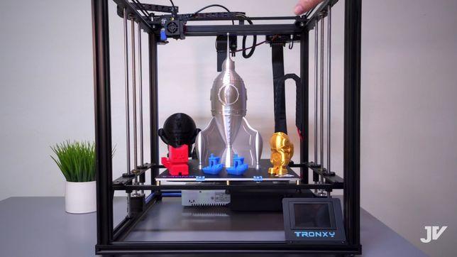 imprimanta 3 d (330x330x400) troxy
