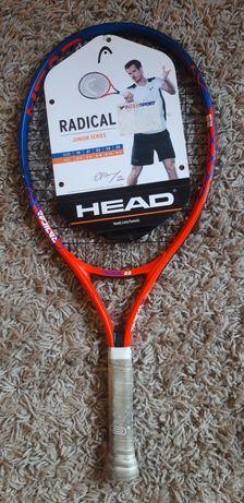Rachetă tenis HEAD copii