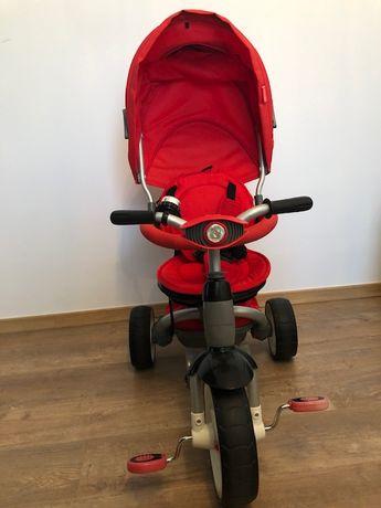 Tricicleta Coccolle Modi, rosu