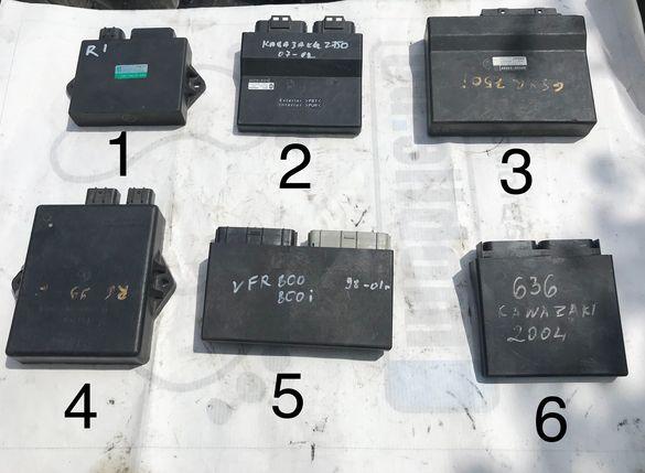 CDI / електроника за мотори и скутери Kawasaki, Suzuki, Yamaha, Honda