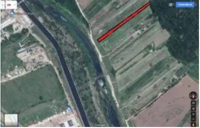 teren budeasa - sudeaua langa Pitesti 4070mp