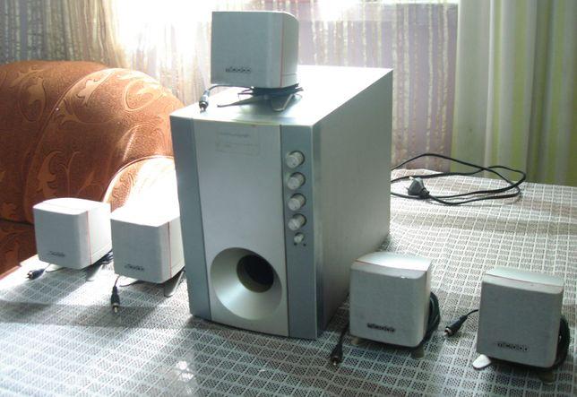 Колонки 5.1 Microlab M-1700