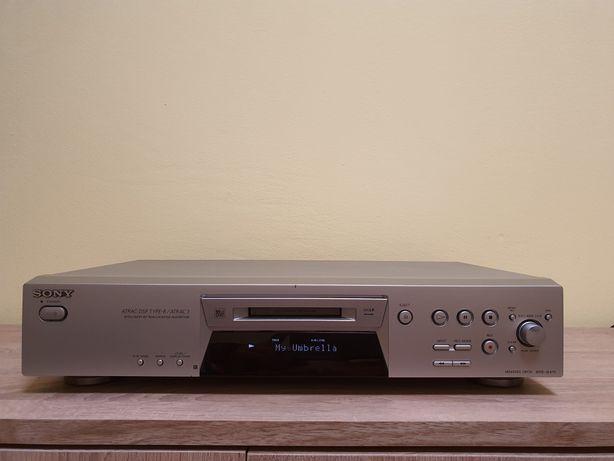minidisc recorder Sony mds-je470