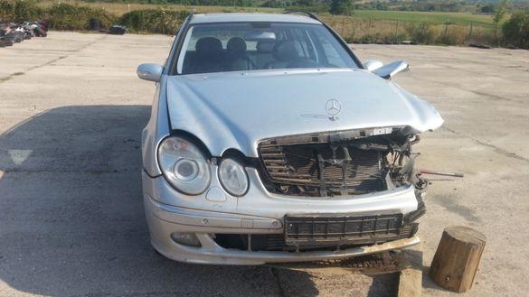 Mercedes E Klass.Avangarde.280 CDI.2005 Година. На Части.Мерцедес.Е