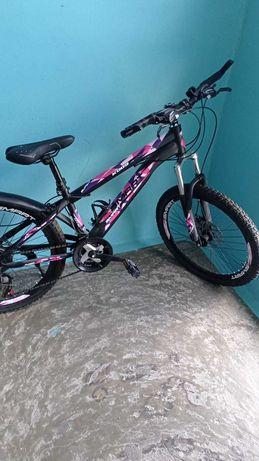 Велосипед спортивный для девочек