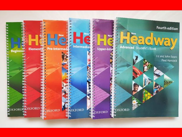New Headway, English File, Family and Friends, Solutions