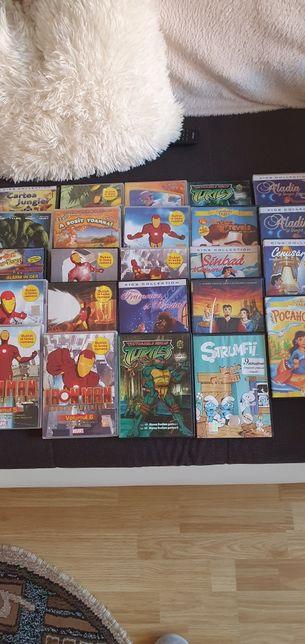 CD-uri cu filme ptr copii