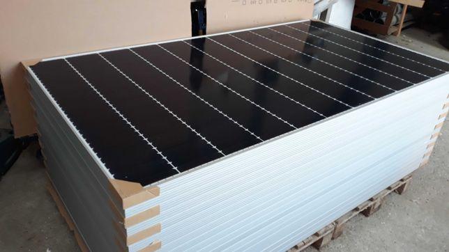 Panouri solare Hyundai monocristaline fotovoltaice 475W