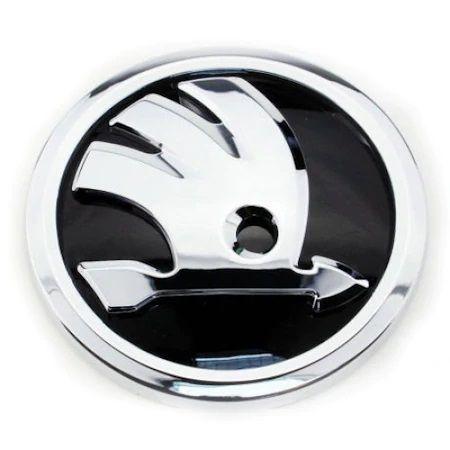 Emblema/sigla Skoda capota sau portbagaj
