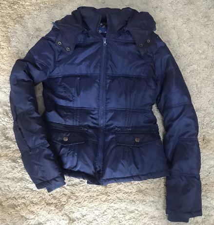 зимняя куртка zara
