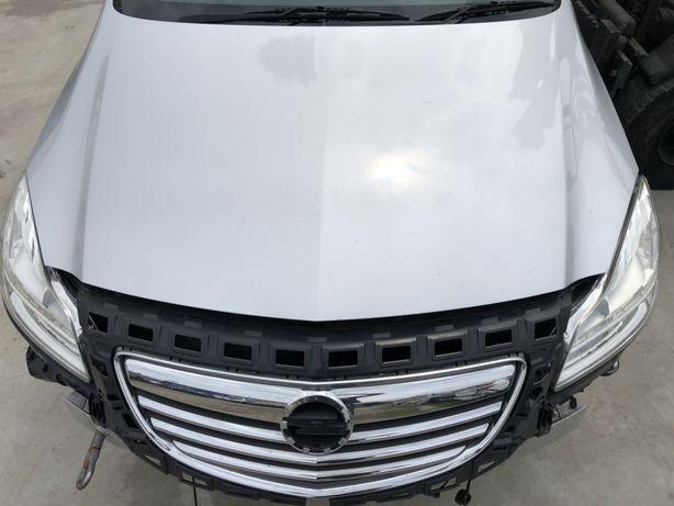 Trager complet, capota, far, grila,radiatoare Opel insignia A 2,0 CDTI