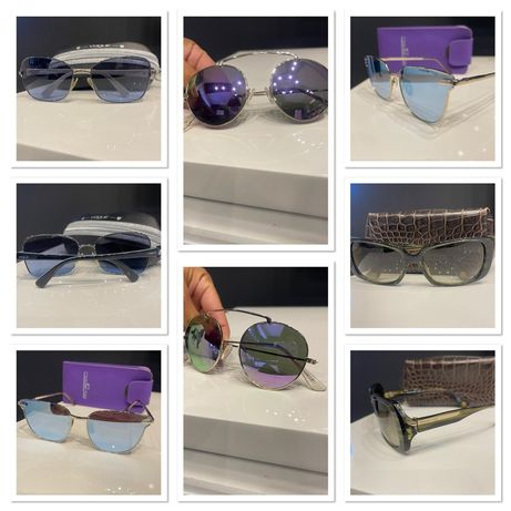 Дамски слънчеви очила и рамки