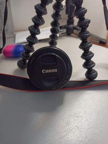 Canon 50mm 1.8 stm объектив
