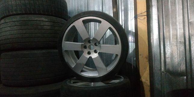 Диски R22 5*120 .Оригинал .BMW X5, Range Rover.