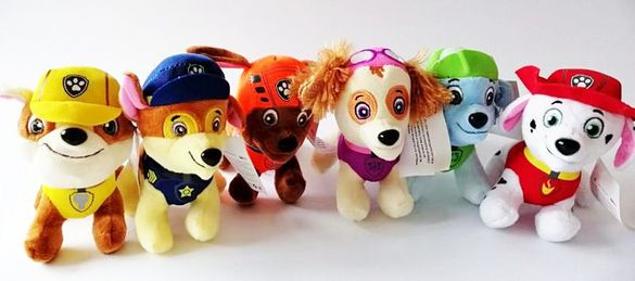 Кучета Пес Патрул ,Отстъпка над 3 броя, Скай ,Чейс ,Рабъл,Зума,
