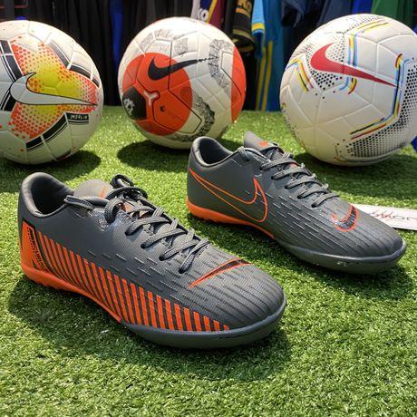 Подростковые футбольные сороконожки Nike Mercurial в Алматы
