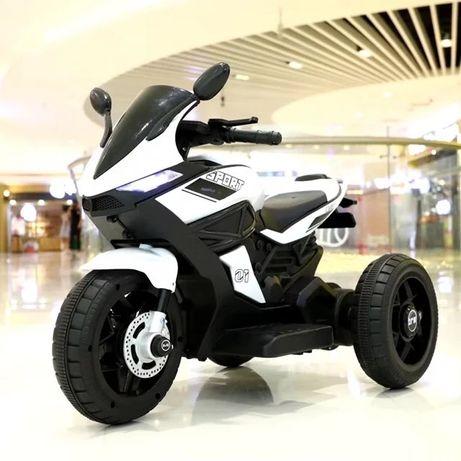 Мотоцикл деткий. Электромобиль детский