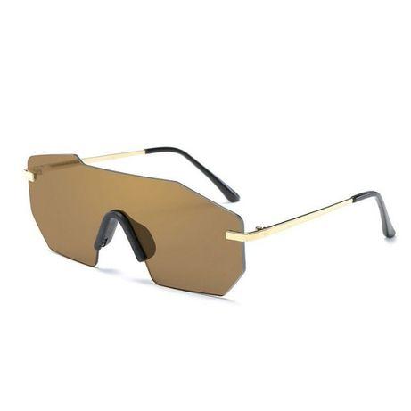 Ochelari De Soare Design Unic 2018 Fara Rama Reflexie UV400 - Model 6