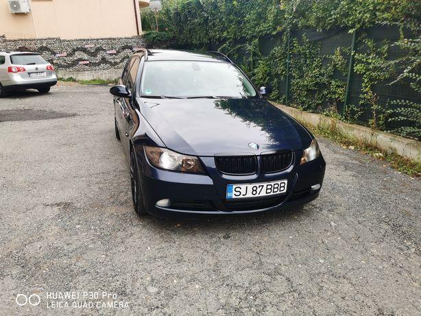 Vând BMW E91 163 CP
